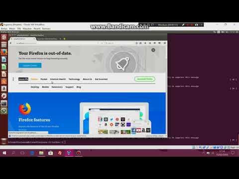 Instalasi Apache2, MYSQL, Phpmyadmin, dan PHP5 Di Ubuntu 14.04