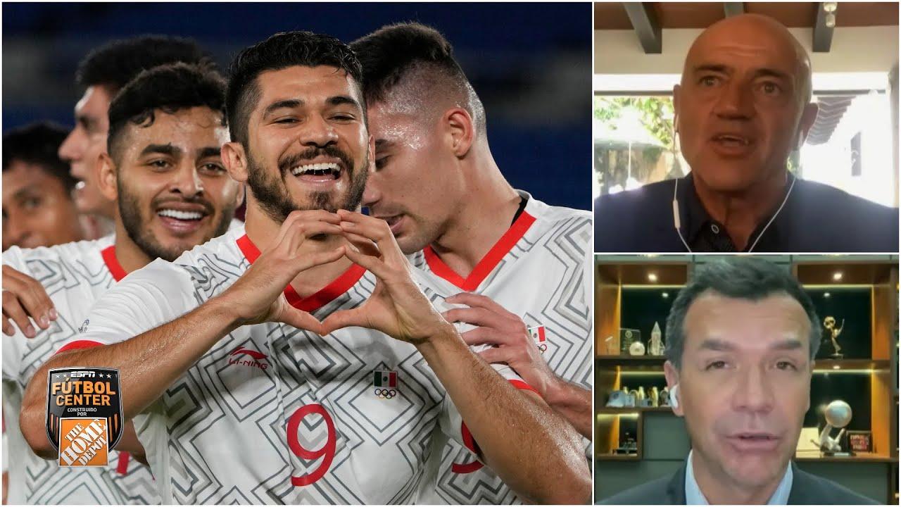 A MÉXICO LE SALIÓ TODO vs Corea del Sur en los Juegos Olímpicos de Tokio 2020 | Futbol Center