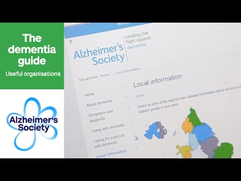 Useful organisations: The dementia guide