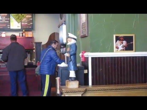Potbelly  Sandwich Shop in Baltimore City!