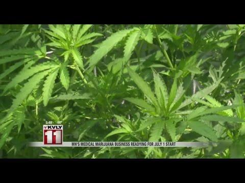 MN Medical Marijuana Business Preparing For July 1st Start