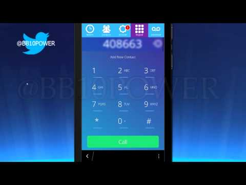 magicJack Free Android App Working on BlackBerry Z10 OS 10.3 Test magicApp
