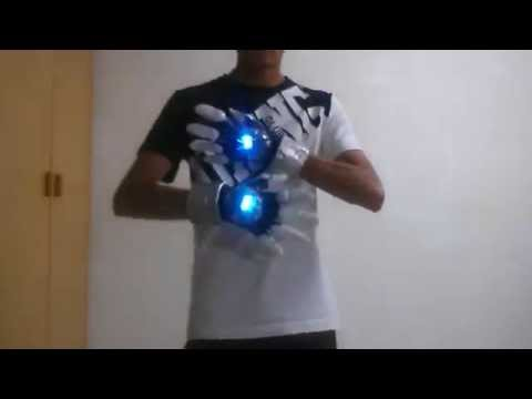 Tsuna Sawada X-Gloves VR-2 (Katekyo Hitman Reborn)