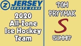 Tom Pryymak Summit 2020 JSZ All Zone Hockey Profile