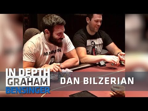 Dan Bilzerian: Going broke playing poker