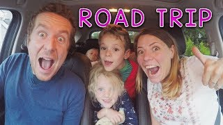 Family Road Trip to Anglesey with 3 Kids | How To Be A Dad #AD
