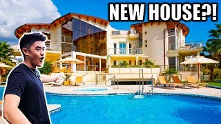 NEW HOUSE SHOPPING FOR MANSION!