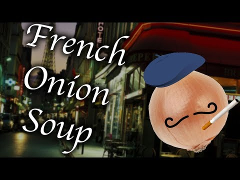 Easy (-ish) French Onion Soup Recipe