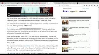American Cops ineffective; Drug Cartels run Pizzagate