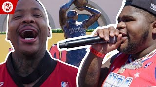 NBA All-Star Weekend 2018 | YG: The Boogie