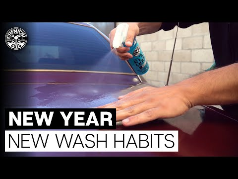 Car Detailing New Years Resolution - Chemical Guys