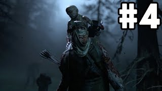 A TINY MAN WANTS TO CRUCIFY ME! | Outlast II Part 4