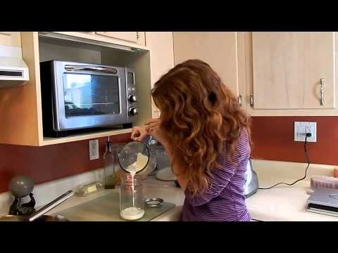How to Make Homeade Butter in 5 minutes
