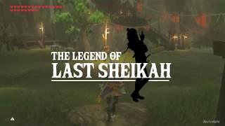 Zelda Breath of The Wild - Sheik vs Gold Lynel