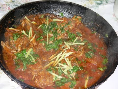 Mutton Karahi Khara Masala *Food In 5 Minutes*