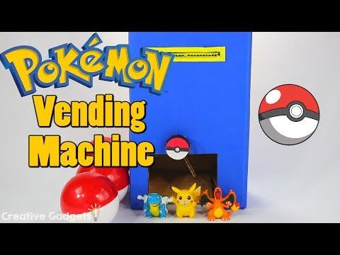 How to Make Pokémon Machine