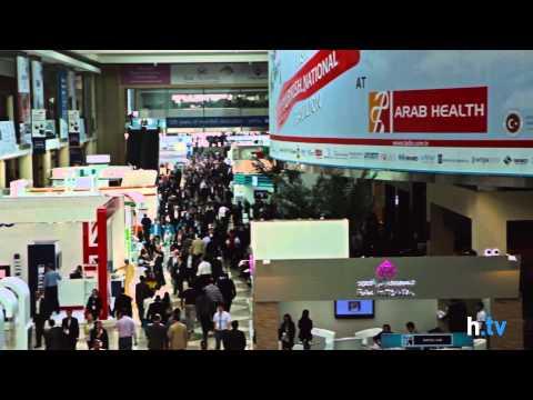 Arab Health 2014 | collective medical equipment & devices exhibition | Dubai (UAE)