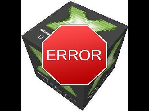 cara mengatasi malasah saat instal DirectX refer to directx log