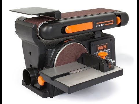 Review: WEN 6502 4 x 36-Inch Belt and 6-Inch Disc Sander with Cast Iron Base
