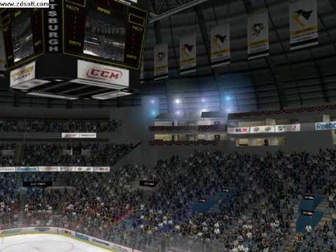 NHL 09 Stanley Cup Celebration
