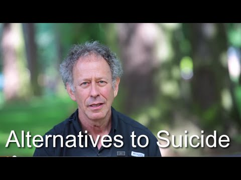 How to Find Alternatives to Suicide