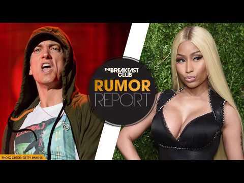 Are Eminem and Nicki Minaj Dating?
