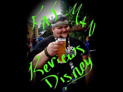 Fat Man Reviews Walt Disney World Animal Kingdom | EPCOT | Hollywood Studios