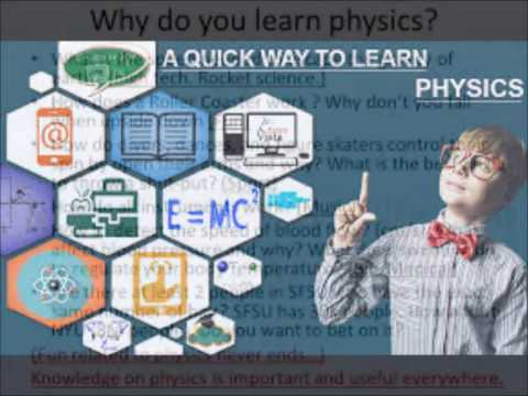 how to learn physics on your own