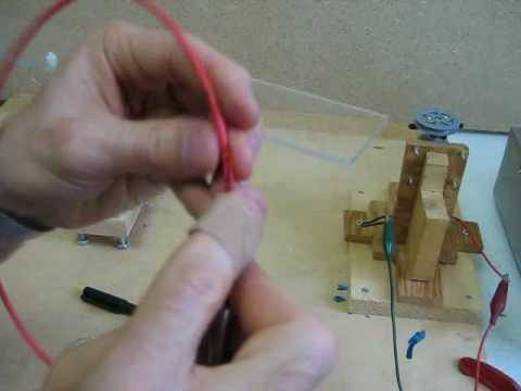 How to make a belt for pulleys - both urethane belt and heatshrink tubing