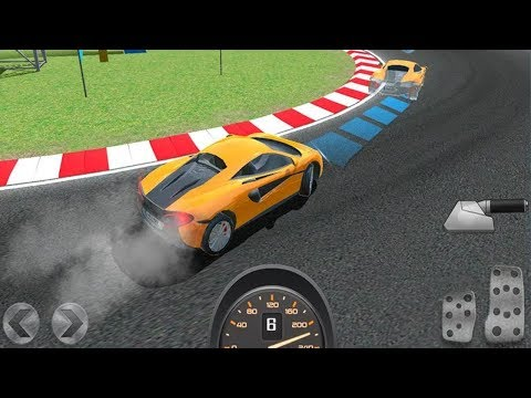Driving School Test Car Racing Simulator Android Gameplay HD 2018 #subscribe