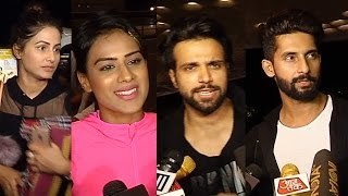 Khatron Ke Khiladi 8 Team LEAVES For SPAIN | Rithvik Dhanjani, Ravi Dubey, Hina Khan, Nia Sharma