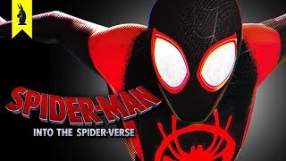 SPIDER-MAN: INTO THE SPIDER-VERSE – Is It Deep or Dumb? – Wisecrack Edition