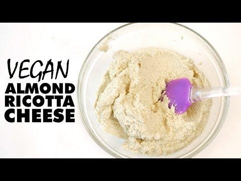Vegan Almond Ricotta Cheese