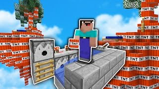 WHY DOES NO ONE DO THIS w/ TNT ?.. | Minecraft BED WARS