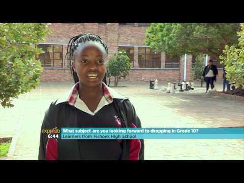 #expressoAMPD: Grade 9 Subject Choices