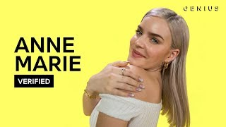 """Anne-Marie """"FRIENDS"""" Official Lyrics & Meaning   Verified"""