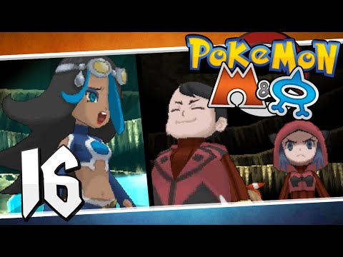 Pokémon Omega Ruby and Alpha Sapphire - Episode 16 | Meteor Falls!