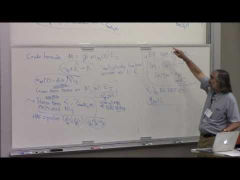 Atlas Workshop - Vogan - Lecture 4, Part c