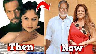 Ayesha Jhulka \u0026 Nana Patekar Jodi's then now... TOP 5 bollywood Stars Jodies than now looking