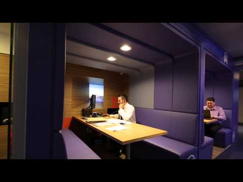 Bank of Ireland at DCU - a video tour