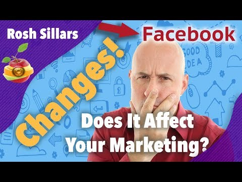 Facebook Privacy - How Will Facebook Data Policy Changes Affect Your Marketing Strategy?