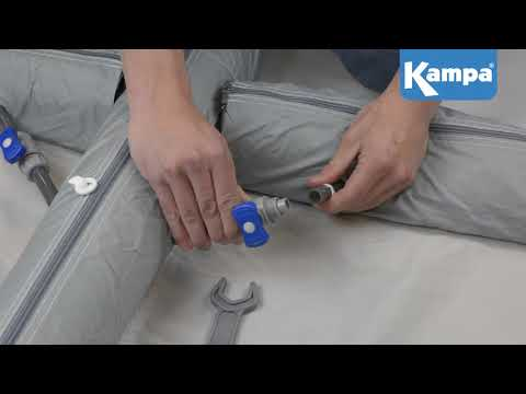 Kampa  How To Reseat A Valve