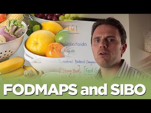 FODMAPS and SIBO (Small Intestinal Bacterial Overgrowth)?