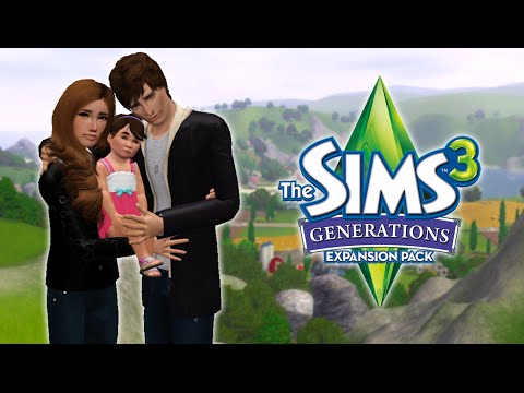 Let's Play: The Sims 3 Generations - (Part 18) - Birthday Party