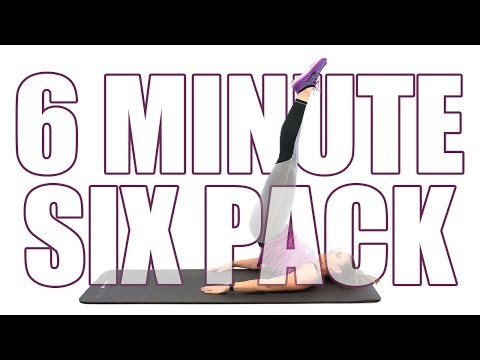 6 Minute Six Pack Abs
