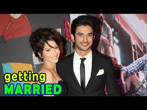 Sushant Singh Rajput and Ankita Lokhande to tie-the-knot this year