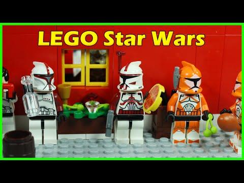 LEGO Star Wars: Clone Chirstmas