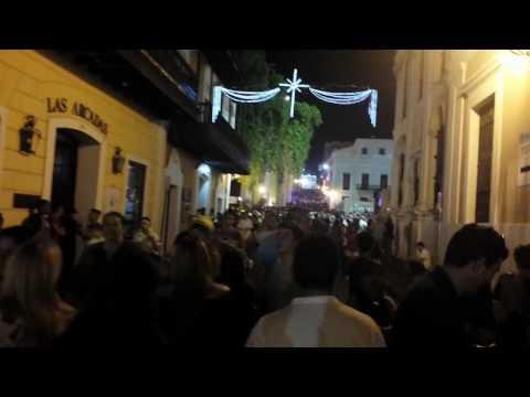 Fiestas de la Calle San Sebastián - Viejo San Juan, PR