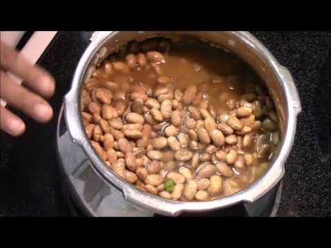 Mexican Pinto Beans From Scratch | Pressure cooker Recipe | RinkusRasoi