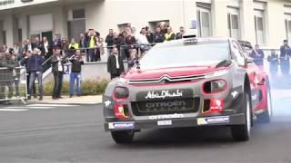 Citroën Racing Roadshow in Cataroux